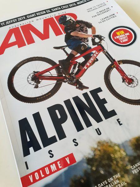 AMB Mag rideCAMP MTB Camp